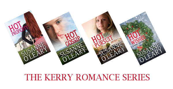 The Kerry Romance Series